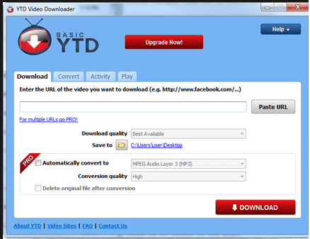 How to download youtube videos without using any software on your how to download youtube videos direct with ytd software in google chrome or android youtube ccuart Image collections