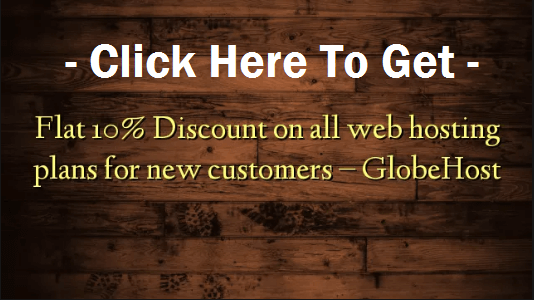 GlobeHost Hosting Review get free coupon code and free globehost hosting