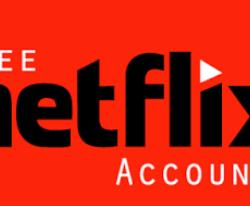 Free Netflix Accounts And Passwords Trick 2017