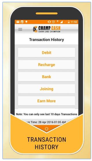 Champcash Earn Money Free App APK 2.2.30 Version 2017