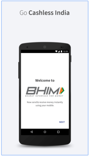 BHIM App Apk Free Download